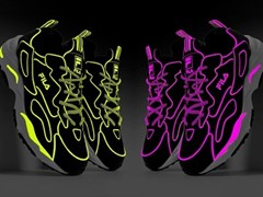 FILA Adds Fluorescence to Ray Tracer for Spring