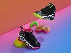 Three Classic FILA Silhouettes Debut in Kids' Sizes