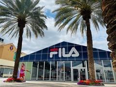 FILA Expands On-Site Presence At 2020 BNP Paribas Open