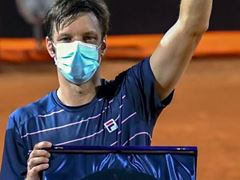 Horacio Zeballos Claims Doubles Title in Rome  for Third Career Masters 1000 Victory