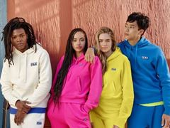 FILA's Latest Apparel Collection Unveils Vibrant Colors for Winter 2021