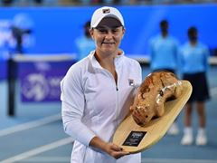 World No. 1 Ash Barty Wins Yarra Valley Classic in Triumphant Return to Tour