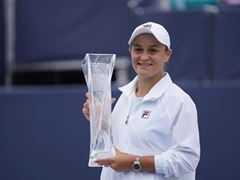 FILA's Ash Barty Goes Back-to-Back, Defends WTA 1000 Title at Miami Open