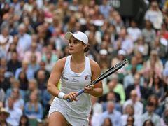 FILA's Ash Barty Captures Second Major Title, Edges Karolina Pliskova in London Final