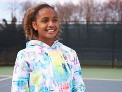 FILA Signs Sponsorship Agreement with Young American Phenom Robin Montgomery