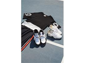 FILA Launches Heritage collaboration collection (FILA x CMST) in KOREA