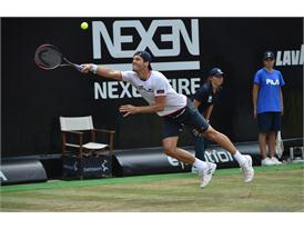FILA Germany Sponors Grass Court Premiere at Mercedes Cup in Stuttgart