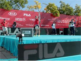 FILA and the World Archery Federation