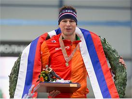 Speed Skating Champion, Sven Kramer