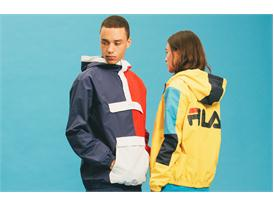 "Streetwear for the Modern Marketplace - FILA UK Previews SS16 ""Black Line"" Collection"