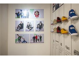 "FILA Korea x FILA USA: ""We Kicks Town"" Pop-up Exhibition"