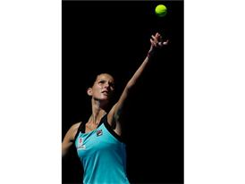 FILA Signs Sponsorship Agreement with WTA Tour's Karolina Pliskova