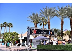 FILA at the 12th Annual Desert Smash Charity Celebrity Tennis Event