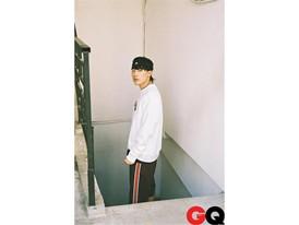 FILA Heritage in GQ Korea