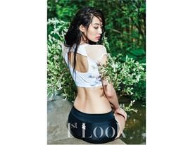 Stephanie Lee in 1st Look magazine
