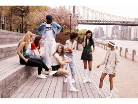 FILA and Urban Outfitters Launch New Men's Collection and Dual Gender Campaign