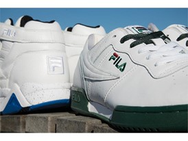 "FILA Heritage Introduces ""Surf and Turf"""