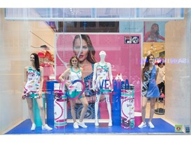 LOVE FILA Launches in Hong Kong