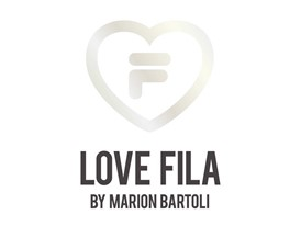 LOVE FILA by Marion Bartoli