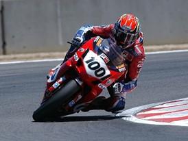 Ducati racer Neil Hodgson