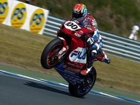 FILA and Ducati's partnership dates back to 2002