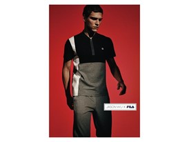 FILA x Jason Wu men's t-shirt and pant