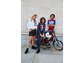 FILA and Urban Outfitters Launch Fall '16 Apparel Collection Featuring Motocross Inspired Designs