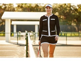 FILA Athletes Karolina Pliskova, Yaroslava Shvedova & Timea Babos to Wear Couture Couture Collection for WTA Finals