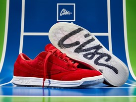 FILA and CLSC Collaborate On Two Original Tennis