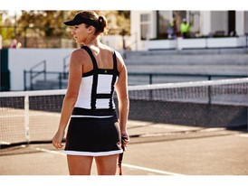 FILA Launches Women's Court Couture Tennis Collection