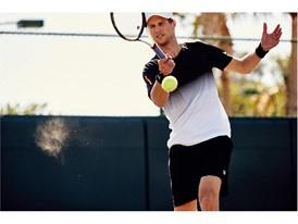 FILA Launches Men's Platinum Tennis Collection
