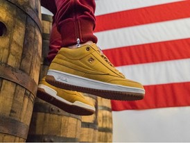 "FILA Preps for Thanksgiving with the ""Stuffing"" T-1 Mid"