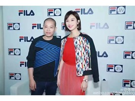 JASON WU x FILA China SS2017 Collection Launched in Beijing