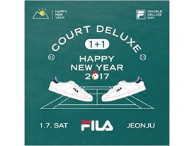 "FILA Korea Held 4th ""FILA Double Deluxe Day"" with Great Success"