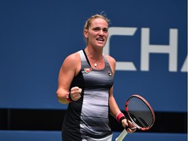 FILA Tennis Athlete Timea Babos Wins the Apia International Sydney Doubles Crown