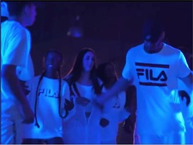 FILA Heritage and Black Line Collections Featured in Israeli Sensation Stephane Legar's Newest Music Video