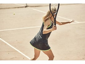 FILA Launches Women's Spotlight Set Tennis Collection