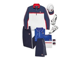 FILA's Sponsored Athletes to Debut Latest Heritage Collection in New York City