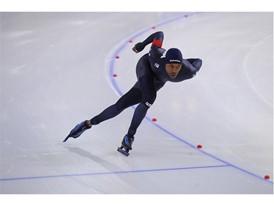 FILA USA Signs U.S. Olympic Speed Skater Shani Davis as Brand Ambassador