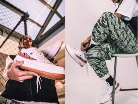 FILA and Italian Brand MOVE Collaborate to Launch the T-1 Mid