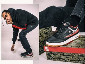 FILA and Italian Brand MOVE Launch the T-1 Mid