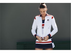 FILA's Sponsored Players to Debut Heritage and Set Point Collections at the Australian Open
