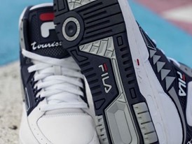 FILA Unveils the Tourrisimo Pack on Friday, February 9th