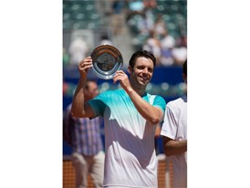 FILA's Sam Querrey Reaches Final at New York Open & Horacio Zeballos Captures Doubles Title at FILA sponsored Argentina Open in Buenos Aires