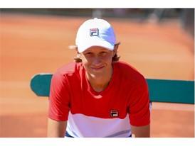 FILA Sponsors Leo Borg, Son of Tennis Legend Bjӧrn Borg