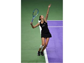 FILA Introduces Women's Style Setters Collection Ahead of the WTA Finals in Singapore