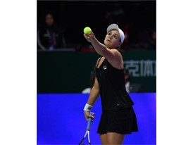Ashleigh Barty Soars to New Heights, Captures WTA Elite Trophy Title