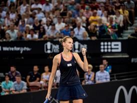 Pliskova, Kenin Capture Brisbane and Auckland Titles