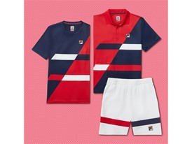 FILA Launches P.L. Rolando Campaign