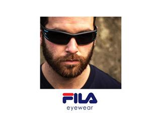 New FILA Eyewear Imagery from DeRigo Vision